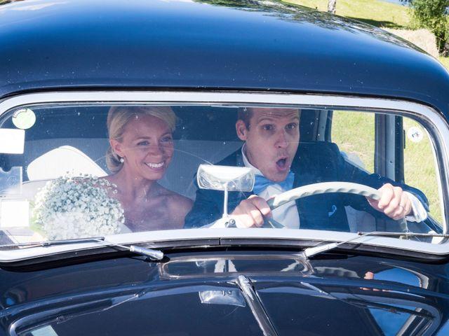 Le mariage de Damien et Marion à Megève, Haute-Savoie 8