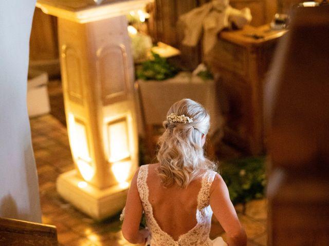 Le mariage de Damien et Marion à Megève, Haute-Savoie 19