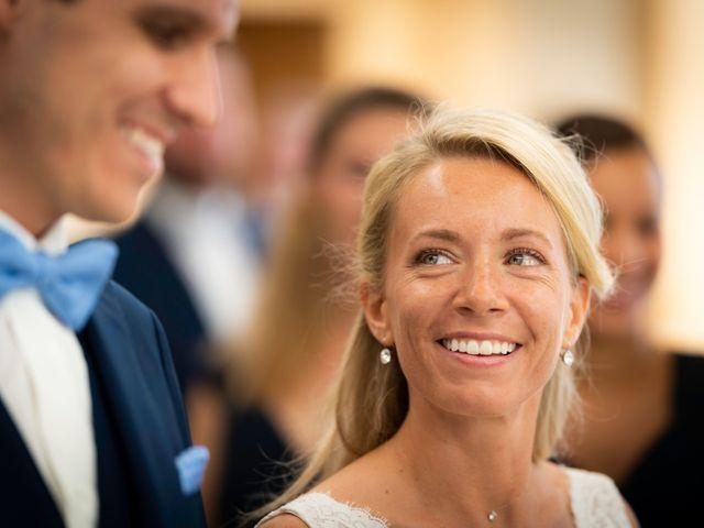 Le mariage de Damien et Marion à Megève, Haute-Savoie 20