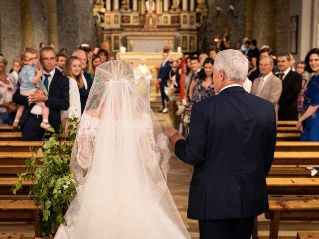 Le mariage de Damien et Marion à Megève, Haute-Savoie 22