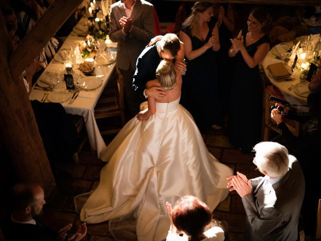 Le mariage de Damien et Marion à Megève, Haute-Savoie 1