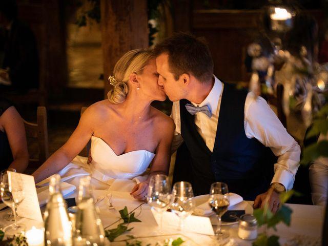 Le mariage de Damien et Marion à Megève, Haute-Savoie 25