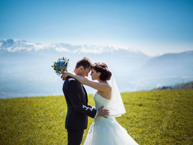 Le mariage de Stéphanie et Alban