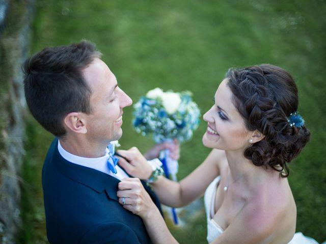 Le mariage de Alban et Stéphanie à Saint-Ismier, Isère 1