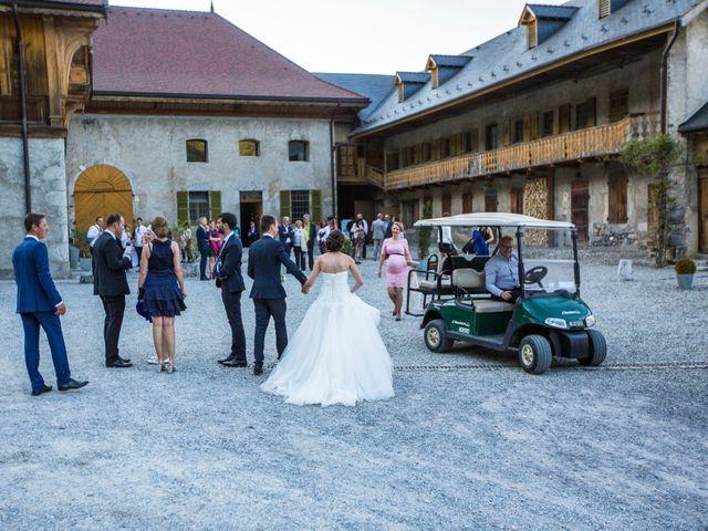Le mariage de Alban et Stéphanie à Saint-Ismier, Isère 9
