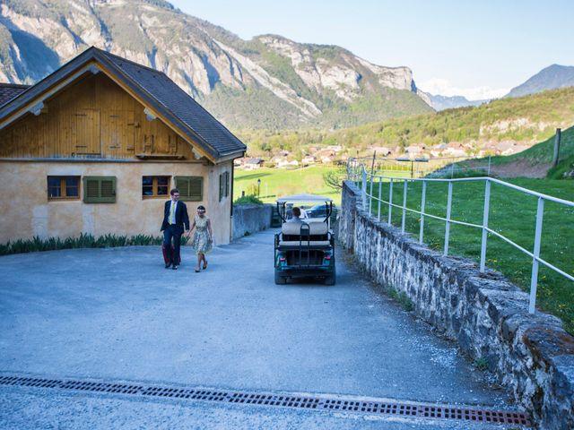 Le mariage de Alban et Stéphanie à Saint-Ismier, Isère 12