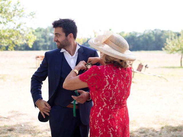Le mariage de Thibault et Marine à Bougue, Landes 6