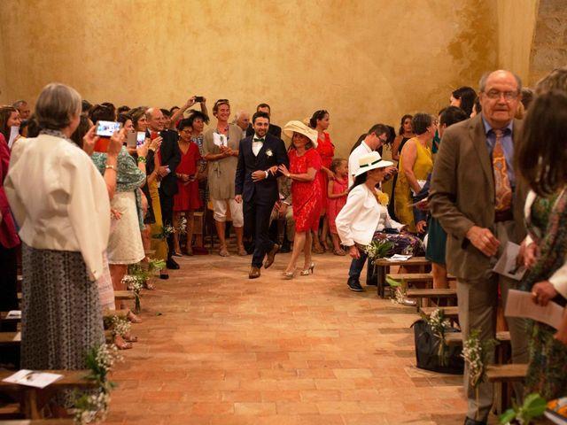 Le mariage de Thibault et Marine à Bougue, Landes 13