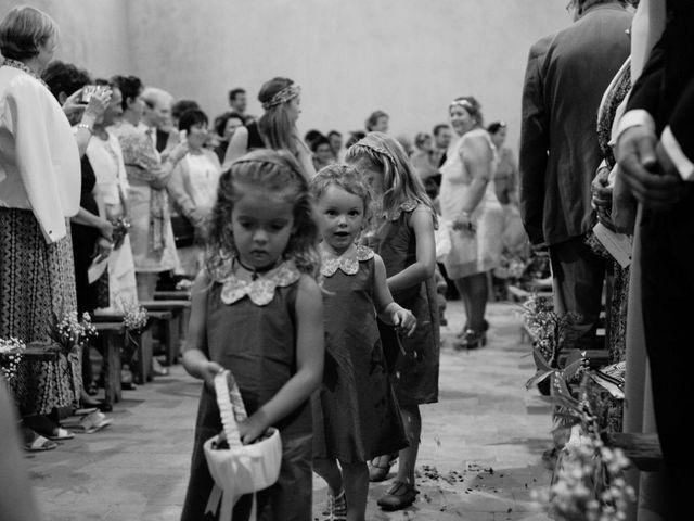 Le mariage de Thibault et Marine à Bougue, Landes 14