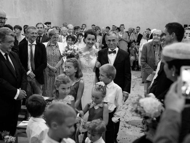 Le mariage de Thibault et Marine à Bougue, Landes 15