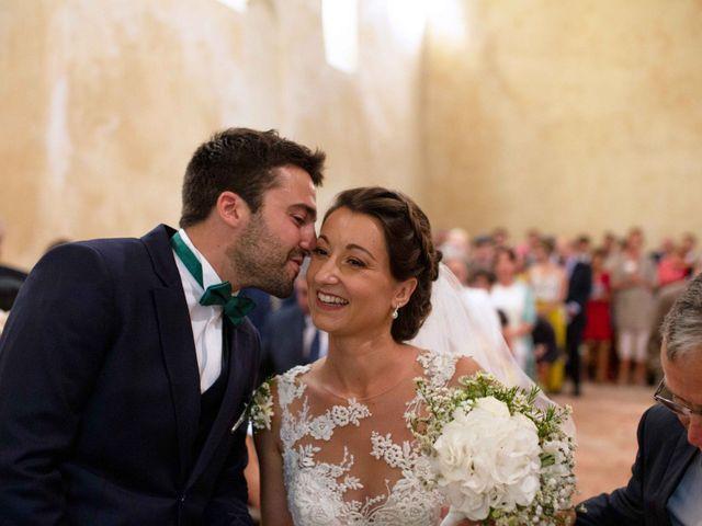 Le mariage de Thibault et Marine à Bougue, Landes 17