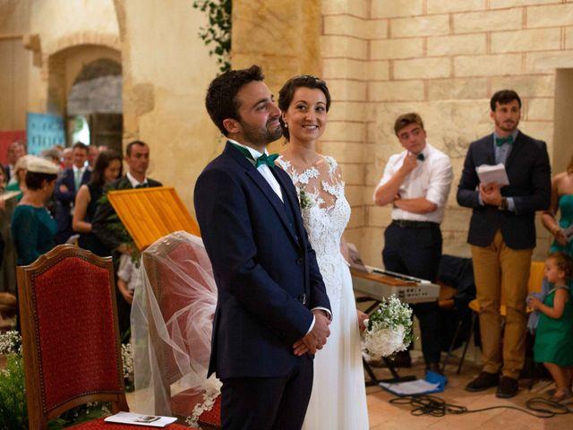 Le mariage de Thibault et Marine à Bougue, Landes 18