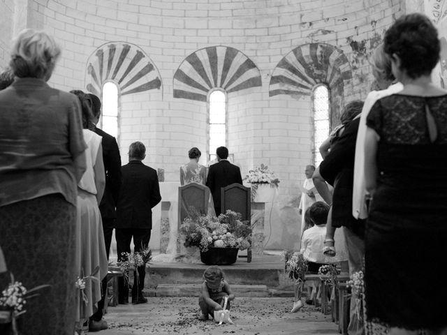 Le mariage de Thibault et Marine à Bougue, Landes 22