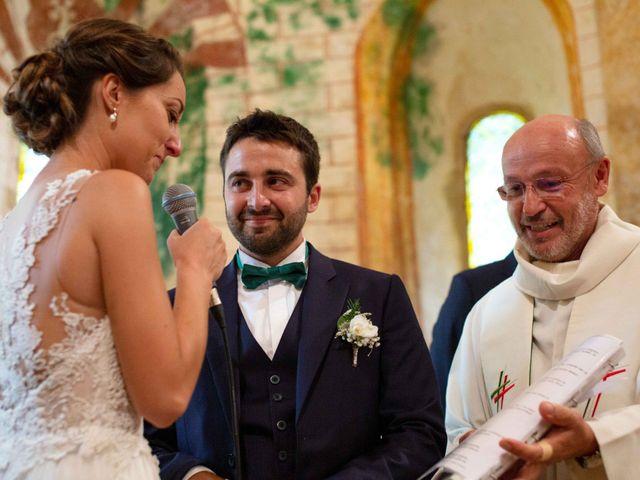 Le mariage de Thibault et Marine à Bougue, Landes 26