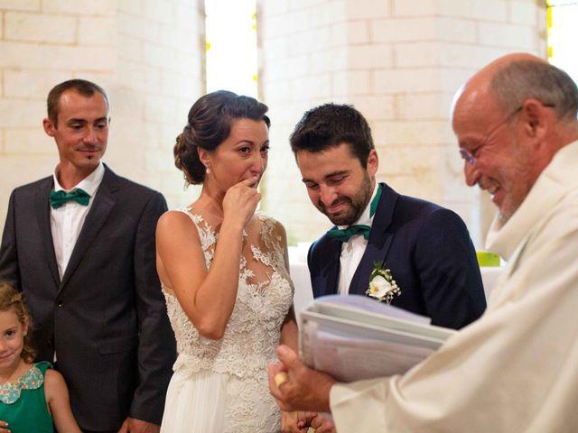 Le mariage de Thibault et Marine à Bougue, Landes 27