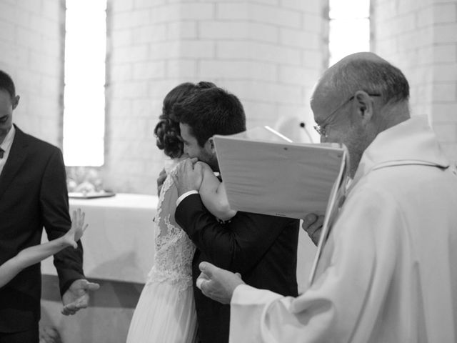 Le mariage de Thibault et Marine à Bougue, Landes 28