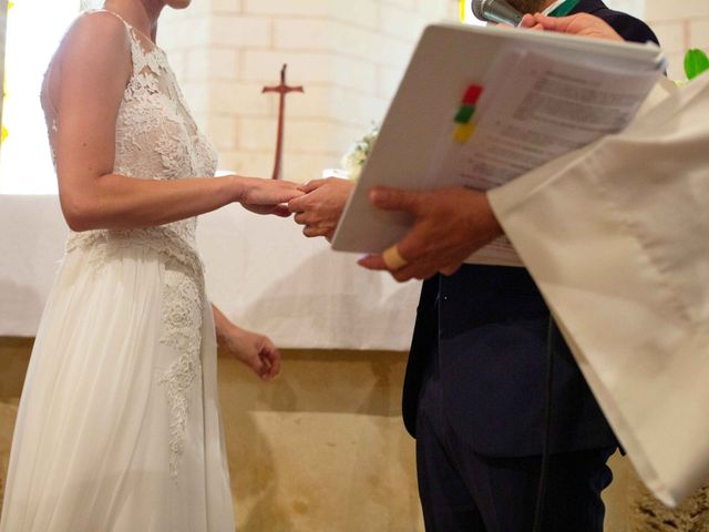 Le mariage de Thibault et Marine à Bougue, Landes 29