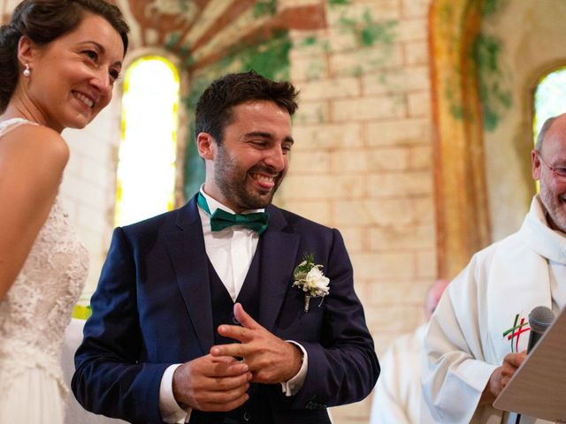 Le mariage de Thibault et Marine à Bougue, Landes 32