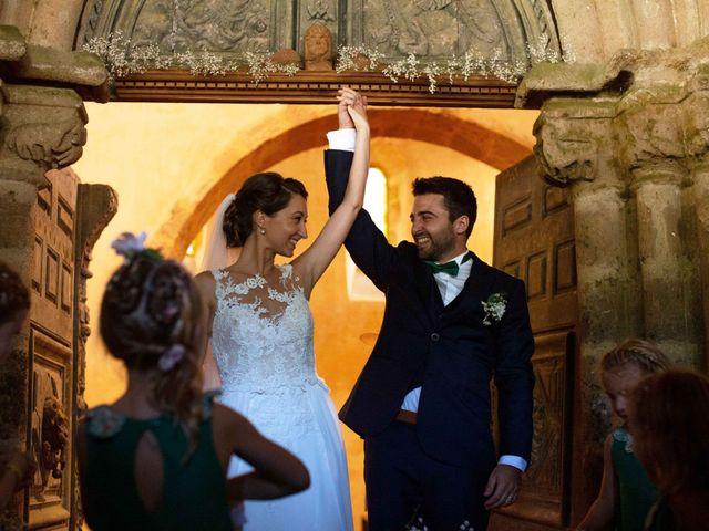 Le mariage de Thibault et Marine à Bougue, Landes 42