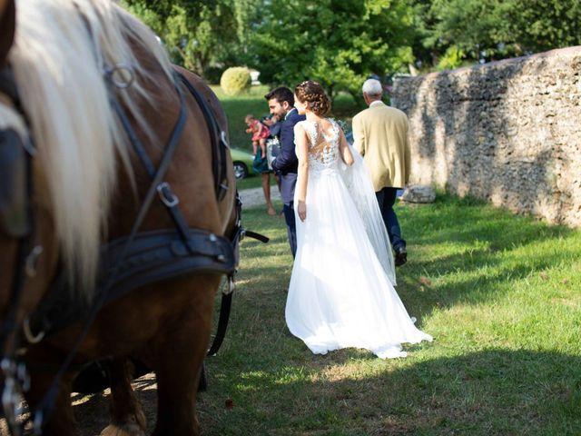 Le mariage de Thibault et Marine à Bougue, Landes 49