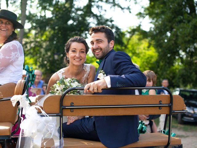 Le mariage de Thibault et Marine à Bougue, Landes 50