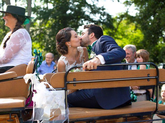 Le mariage de Thibault et Marine à Bougue, Landes 51