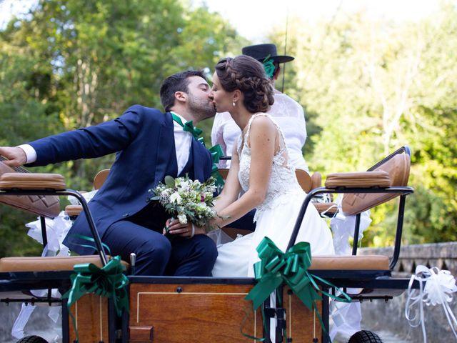 Le mariage de Thibault et Marine à Bougue, Landes 52