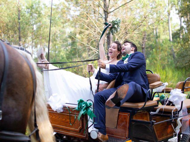 Le mariage de Thibault et Marine à Bougue, Landes 54
