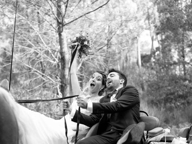 Le mariage de Thibault et Marine à Bougue, Landes 55