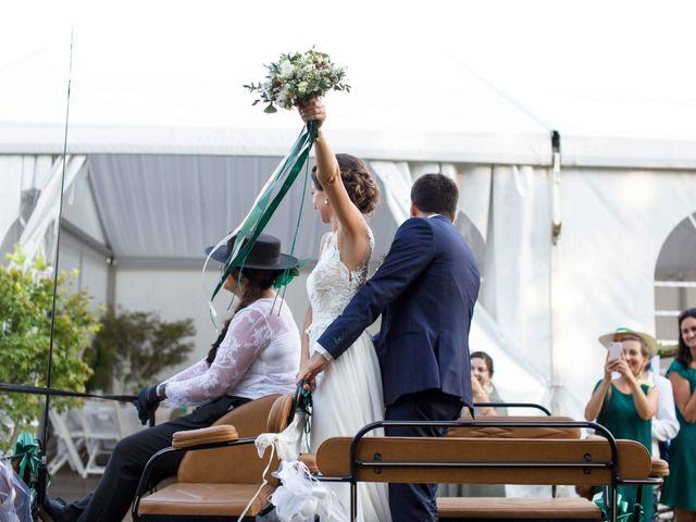 Le mariage de Thibault et Marine à Bougue, Landes 59