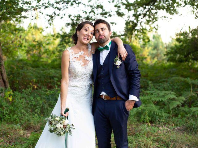 Le mariage de Thibault et Marine à Bougue, Landes 69