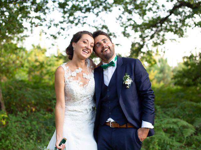 Le mariage de Thibault et Marine à Bougue, Landes 70