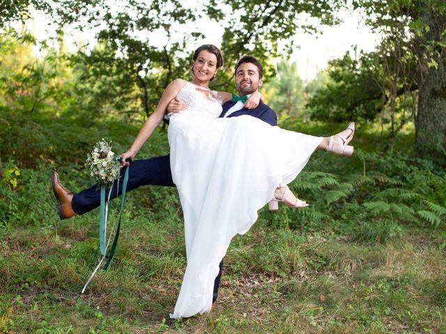 Le mariage de Thibault et Marine à Bougue, Landes 71