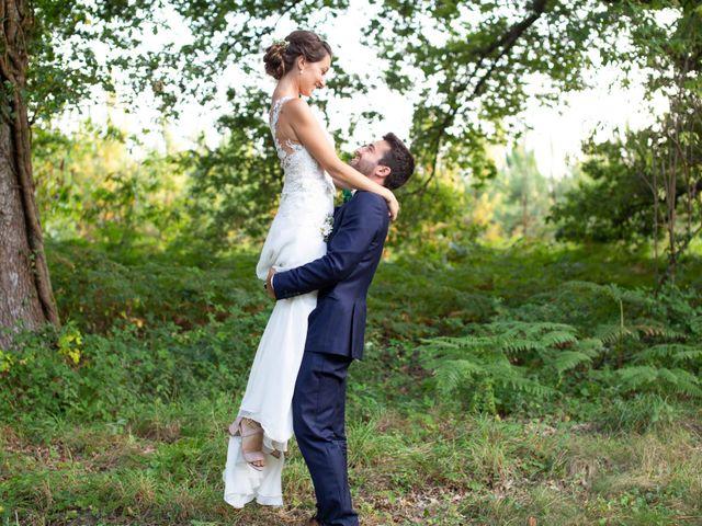 Le mariage de Thibault et Marine à Bougue, Landes 72