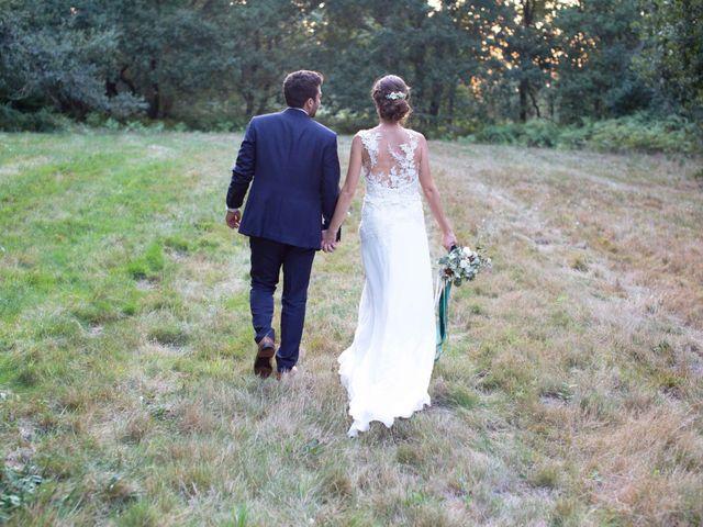 Le mariage de Thibault et Marine à Bougue, Landes 74