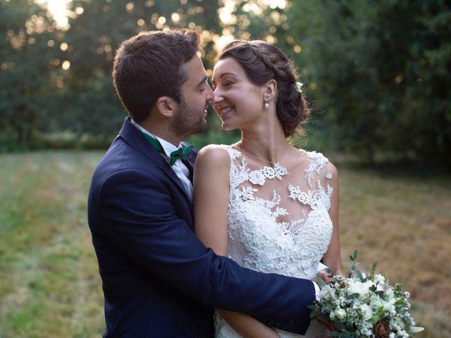 Le mariage de Thibault et Marine à Bougue, Landes 79
