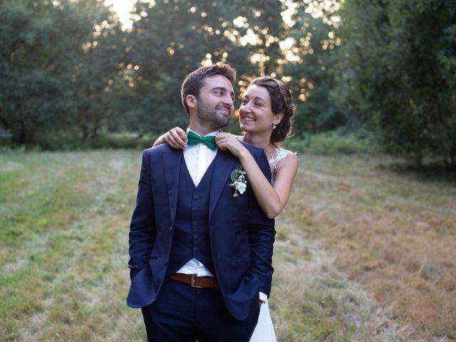 Le mariage de Thibault et Marine à Bougue, Landes 82