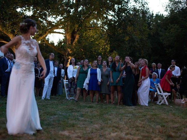 Le mariage de Thibault et Marine à Bougue, Landes 90