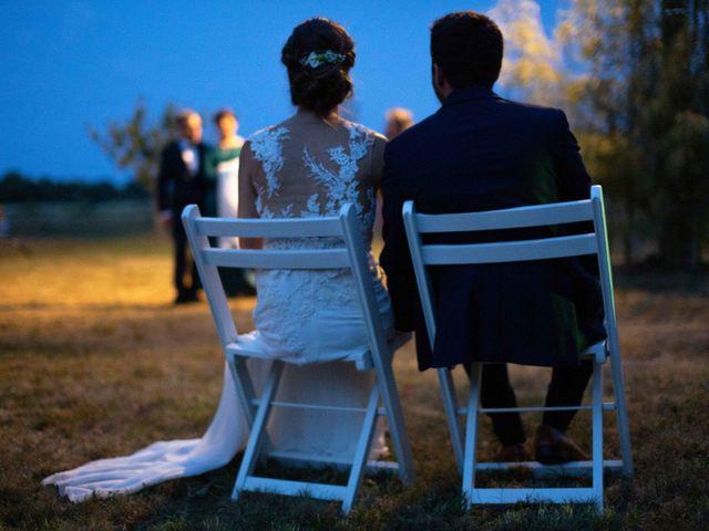 Le mariage de Thibault et Marine à Bougue, Landes 93