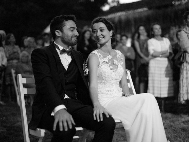 Le mariage de Thibault et Marine à Bougue, Landes 94