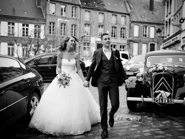 Le mariage de Hervé et Emilie à Fontaine-lès-Vervins, Aisne 21