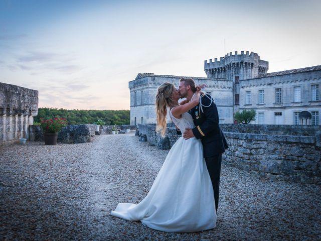 Le mariage de Florent et Daphnée à Garat, Charente 10