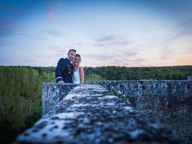 Le mariage de Florent et Daphnée à Garat, Charente 11