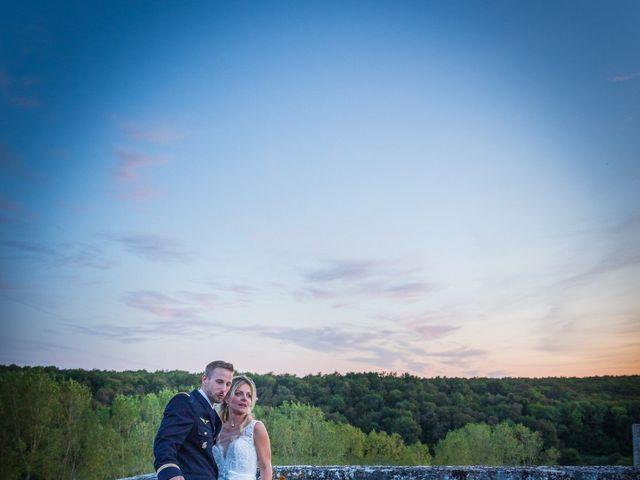 Le mariage de Florent et Daphnée à Garat, Charente 13
