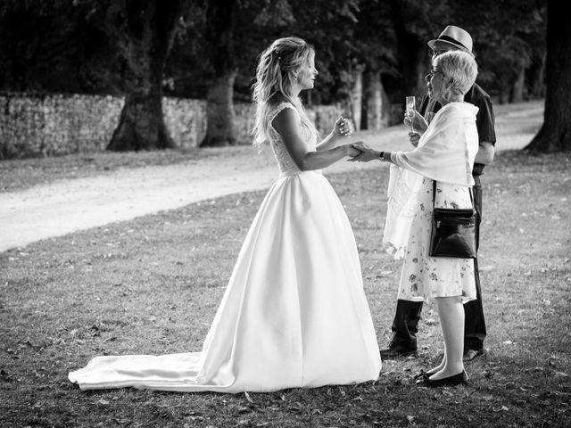 Le mariage de Florent et Daphnée à Garat, Charente 17