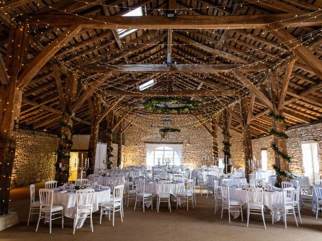 Le mariage de Florent et Daphnée à Garat, Charente 18
