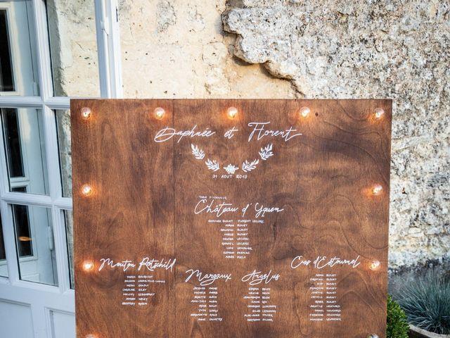 Le mariage de Florent et Daphnée à Garat, Charente 24