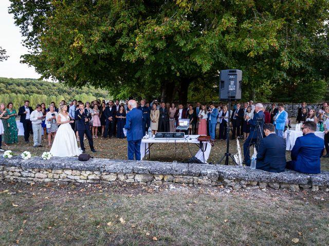 Le mariage de Florent et Daphnée à Garat, Charente 25