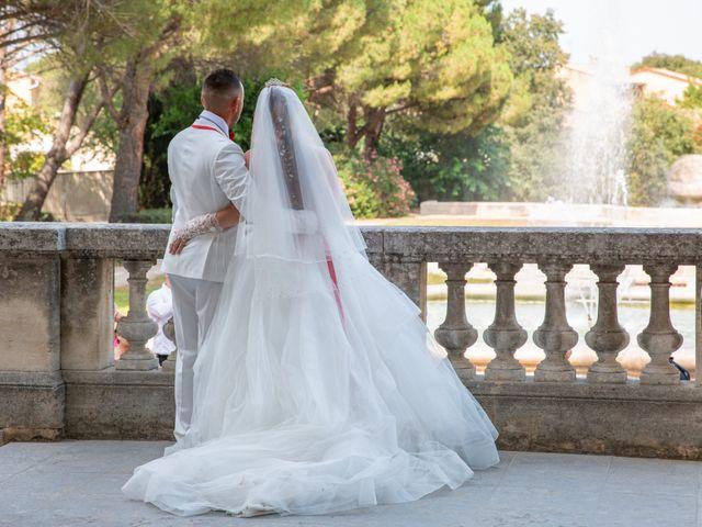 Le mariage de Michaël et Floriane à Le Pontet, Vaucluse 1