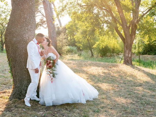 Le mariage de Michaël et Floriane à Le Pontet, Vaucluse 2